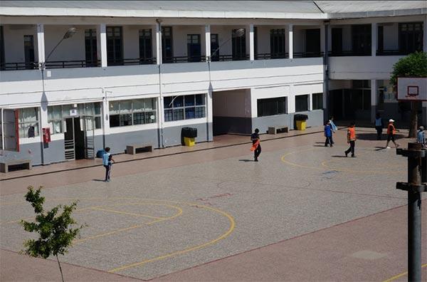 infraestructura liceo las mercedes CEAS